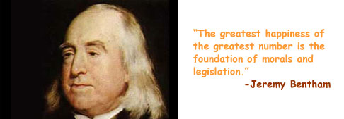 Famous Philosopher Jeremy Bentham Quotes